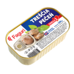 Canned cod liver 120g