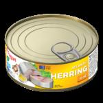 Herring in oil 240g