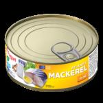 Mackerel in oil 240g