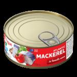 Mackerel in tomato sauce 240g