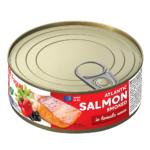 Salmon smoked in tomato sauce 220g