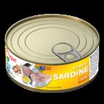 Sardine in oil 240g