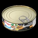 Smoked sprats 160g