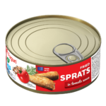 Sprats fried in tomato sauce 240g