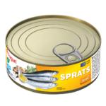 Sprats in oil 240g