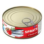Sprats in tomato sauce 240g