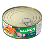Salmon salad in French style 240g