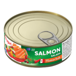 Salmon salads in Mexican style 240g